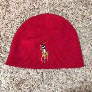 Ralph Lauren Polo wool hat